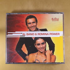 3)cd  AL BANO & ROMINA POWER   2006 SONY  FLASHBACK  3CD  Nuovo  Siae  Sigillato