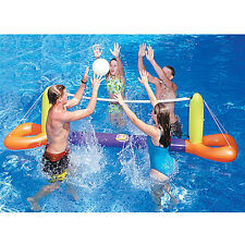 NEW Swimline Floating Splash Volleyball 9085 Kids Adults Family Pool Lake Water