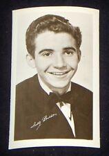 Scotty Beckett (Little Rascals) 1940's 1950's Actor's Penny Arcade Photo Card
