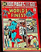 WORLD'S FINEST 226 VF SUPERMAN BATMAN RARE DC 100 PAGE GIANT SIZE WORLDS