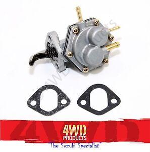 Fuel Pump kit - Suzuki LJ80 F8A (78-81) Sierra (81-86) Maruti (90-99) 1.0 F10A