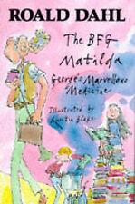 Roald Dahl Omnibus The BFG, Matilda, George's Marvellous Medicine, Roald Dahl  