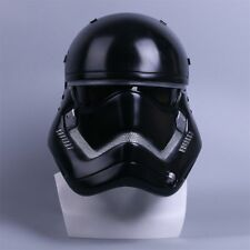 Star Wars Helmet Cosplay The Force Awakens Stormtrooper Helmet Black Mask New