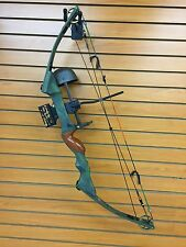 "High Country Eliminator By Martin RH Compound Bow 65-80#, 29-31"" Draw"