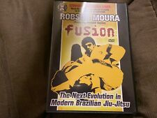 Fusion Bjj Dvd Set by Robson Moura