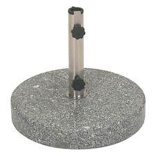 20 kg Granit Schirmständer 451074 Sonnenschirmständer Schirmfuß Granitständer