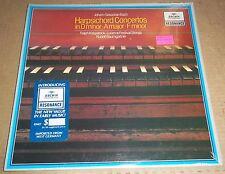 Kirkpatrick/Baumgartner BACH Harpsichord Concertos - Archiv 2547 010--10 SEALED