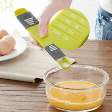 Adjustable Measuring Cups Spoon Collapsible Kitchen Cooking Baking Tool Set