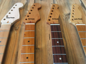 Tele Strat  Neck Hals  ähnlich Classic Vibe Rosewood / Roasted Maple
