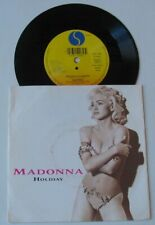 MADONNA  (SP 45T)  HOLIDAY  / GERMANY 1991