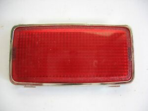 New NOS GM 20642420 1987-91 Buick Oldsmobile Front Door Reflector Electra