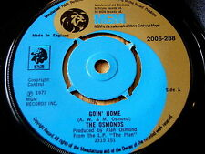 "THE OSMONDS - GOIN' HOME  7"" VINYL"