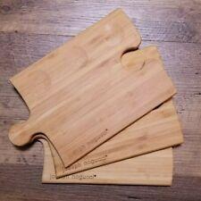 Toscana Bamboo Puzzle Shape Cutting Boards Joseph Nogucci Set of 3