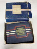 Vintage Macomb's JHS Scrapbook 1953