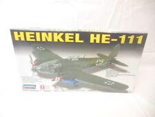 Lindberg Reissue 1/72 WWII German Heinkel He-111 Aircraft Model Kit 70510 NEW!