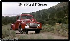 1948 Ford F-Series Refrigerator Magnet
