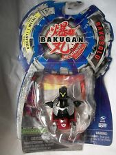 Bakugan Mechtanium Surge Diecast Bakusolo Black/Red Mutant Taylean New unopened