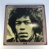 VINTAGE JIMI HENDRIX The Essential Jimi Hendrix DOUBLE LP VERY NICE! LOOK!! 👀