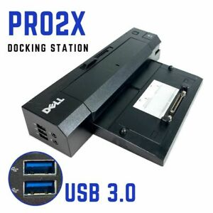 Dell Precision M6600 M6700 M6800 USB 3.0 E-Port Plus Docking Station Replicator