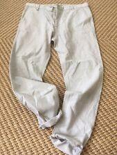 Mens Zara Casual Pants Trousers Size 32