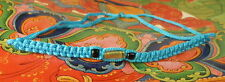 Buddha Sacred SAI SIN BLUE BRACELET blessed by Buddhist Monks. LUCK & PROTECTION