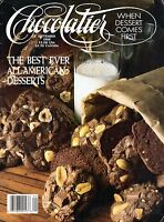 1988 (Sept.) Chocolatier Magazine-Do You Know Who Ben Cohen & Jerry Greenfield