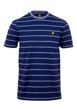 Lyle & Scott Short Sleeve Regular Striped T-Shirts for Men
