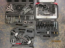 Misc Automotive Service Tools Puller Sets Spring Compressor AC Svc Kit