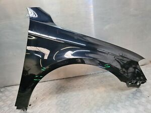 VW PASSAT B7 2010-2015 FRONT RIGHT DRIVER SIDE WING IN BLACK