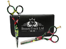 "6"" PROFESSIONAL HAIRDRESSING HAIR CUTTING BARBER SALON SCISSORS BEAUTICIAN HOME"