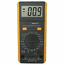 Lcr Meter Lcd Capacitance Inductance Resistance Tester Measuring Self-discharge