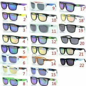 New SPY1 10COLOR Ken Block Classic Cycling Sports Retro Sunglasses UV400 Eyewear