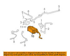 TOYOTA OEM 00-05 Celica-Vapor Canister Fuel Gas Emission 7774020512