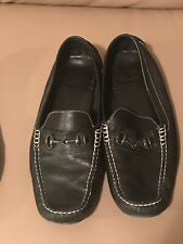 Ladies Cole Haan Black Loafers. Size 10 B.