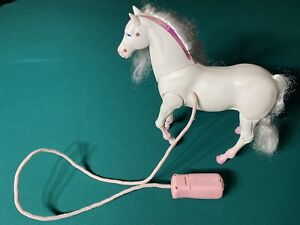 """Lewis Galoob """"Starlight"""" Remote Control Horse Toy - Lights Up, Walks and Nods"""