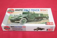 -Soldatini Figure AIRFIX HO WHITE HALF-TRACK M3A1 - 02318