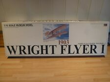Wright  Brothers, Flyer 1, 1903, Hasegawa 1/16 model kit, Museum series. new.