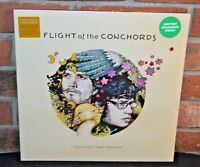 FLIGHT OF THE CONCHORDS - I told You I Was Freaky, Ltd COLORED VINYL LP + DL New
