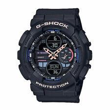 Casio G-Shock Women's Analog-Digital GMA-S140-1A Watch Black Timepiece Casual