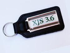 Llavero De Cuero Para Jaguar XJS 3.6