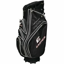 Tour Edge Xtreme3 Exotics Golf Cart Bag Black 14 Way Full Length Divided NEW!