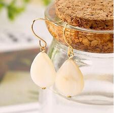 New Handmade Shell Pattern Drop Earring For Women & Girls Jewelry