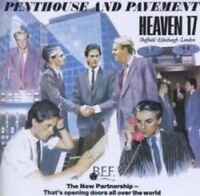Heaven 17 - Penthouse And Pavement (NEW CD)