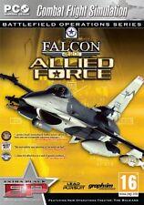 Falcon 4-Extra Jugar (dvd-rom) Nuevo Sellado