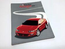1999 Dodge Avenger Brochure