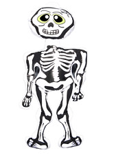 Inflatable Blow Up Skeleton Halloween Pirate Spooky Horror Fancy Dress Accessory