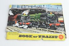 Harrison & Sons 1959 Book Of Trains - (B57)