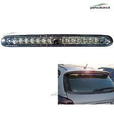 Terzo stop a LED per Peugeot 206 berlina luce fanale posteriore fanalino fumè