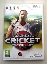 ASHES CRICKET WII PAL
