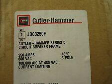 NEW EATON JDC3250F BREAKER 250A